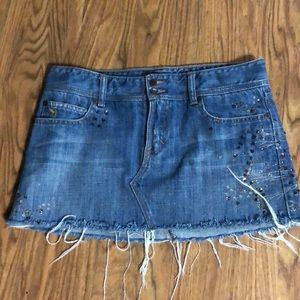 Abercrombie Micro Mini Skirt